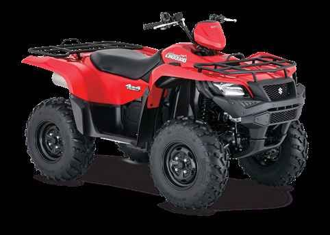 New 2016 Suzuki KingQuad 750AXi Power Steering ATVs For Sale in Pennsylvania. Three decades of ATV manufacturing experience has led to the KingQuad 750 AXi Power Steering, Suzuki's most powerful and technologically advanced ATV. Abundant torque developed by the 722cc fuel-injected engine gives the KingQuad the get up and go that's a must-have for Utility Sport ATVs. The advanced Power Steering feature provides responsive handling, and the easiest maneuverability available. With an…