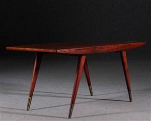 Vare: 3330285Soffbord, mahogny, 1950-tal