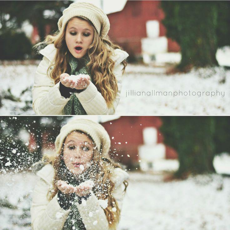 1000+ ideas about Snow Senior Pictures on Pinterest | Senior ...