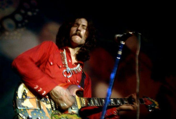 Eric Clapton - cream-era