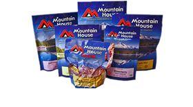 Mountain House Emergency Food Storage / Long-term food storage option