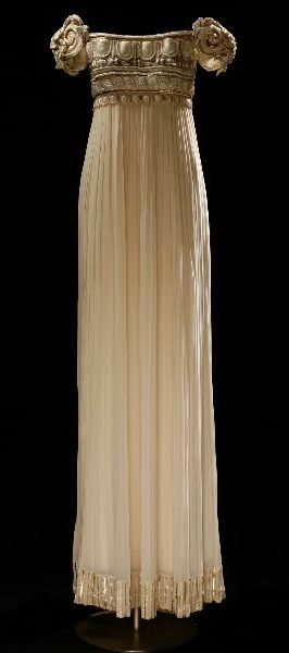 Christian Dior   Palladium Dress 1992 ( UMMMM SAILOR MOON DRESS!)