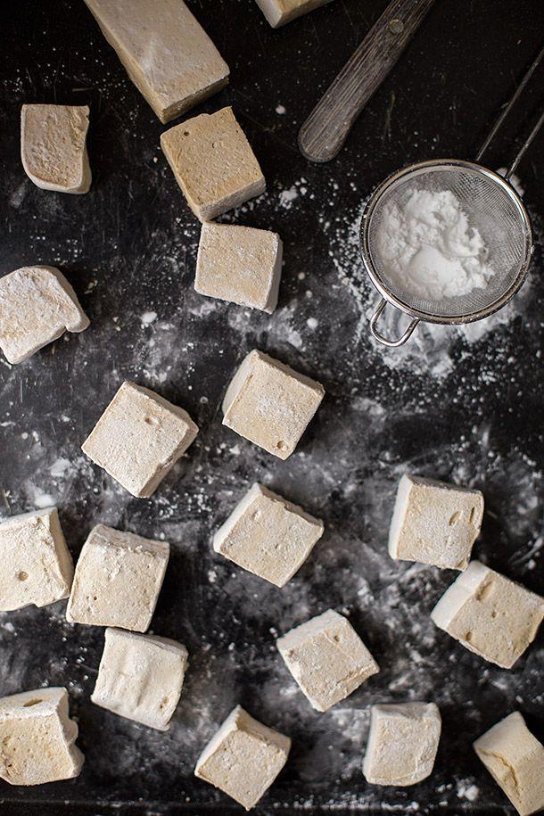 vanilla bean madeleines vanilla bean pudding vanilla bean marshmallow ...