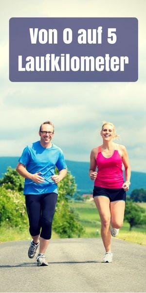 Du möchtest endlich Läufer werden? Mit diesem Trainingsplan Laufanfänger scha…