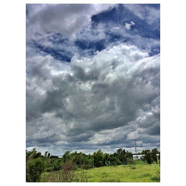 #blue #sky #clouds #philippines #空 #雲 #イマソラ #フィリピン