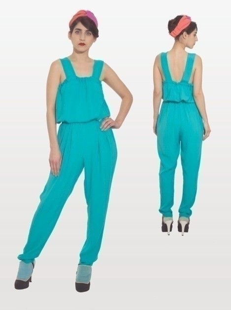 The Romper  •  Free tutorial with pictures on how to sew a romper in under 120 minutes