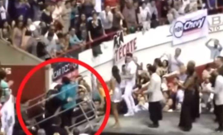 Circula un video de Juan Gabriel sufriendo un supuesto preinfarto
