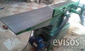 MAQUINAS PARA CARPINTERIA VENDO maquinaria para carpinteria en perfecto estado usada .. http://melgar.evisos.com.co/maquinas-para-carpinteria-id-448960