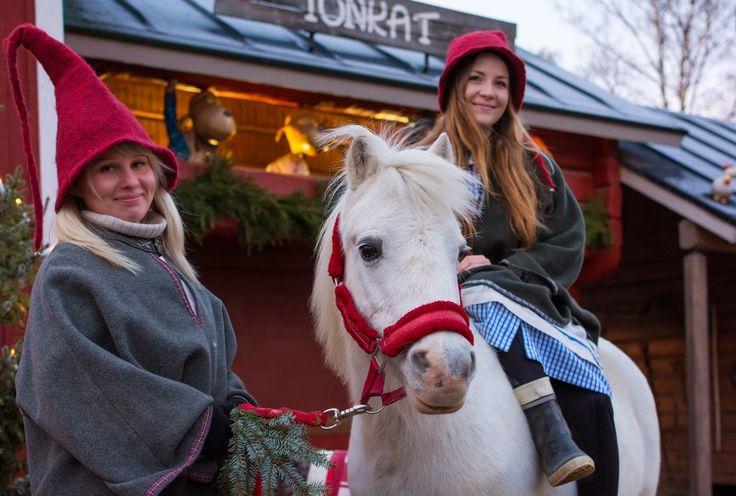 Koiramäen joulu. Doghill Christmas @ Särkänniemi. #sarkannniemi #tampere