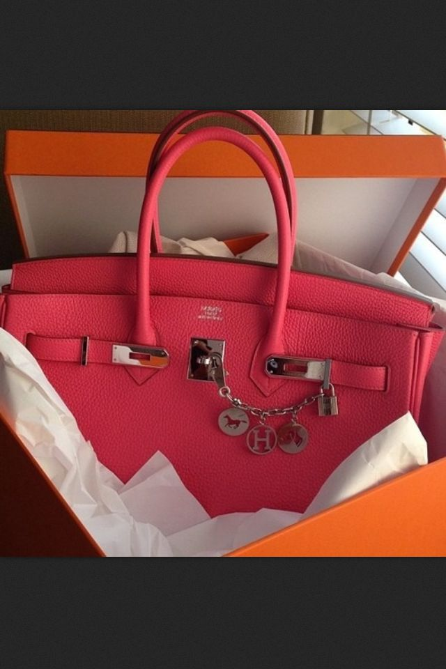 Hermes Berkin Bag Love it!