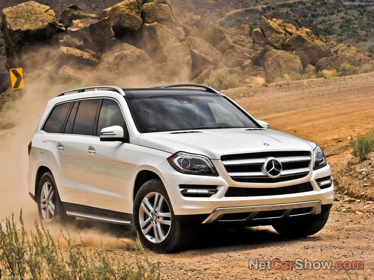 Mercedes GL-Class 2013... This is just completely on the 'dream car' list love it