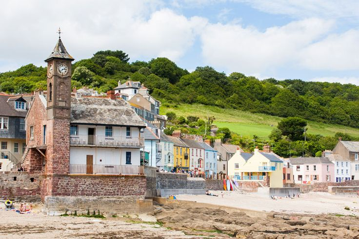 Kingsand in Cornwall