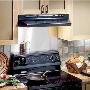 Beautiful Kitchen Exhaust Fan Under Cabinet