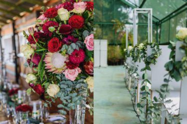Impeccable Creations - Johannesburg Wedding Flowers - Pink Book