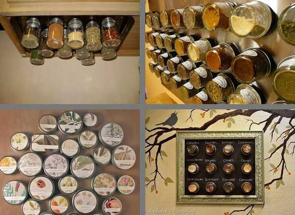 We spend so much of our time in kitchens, so why not make our kitchen more functional and fabulous? We've gathered 37 brilliant DIY kitchen organization and storage ideas in one place to help you get inspired. 1. DIY Magnetic Spice Rack Ideas via: 1  2  3 2. Pull Out Cutting Board Over …