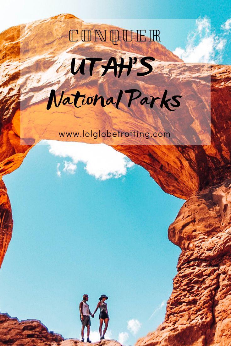 Ultimate Road Trip – Hiking Utah National Parks