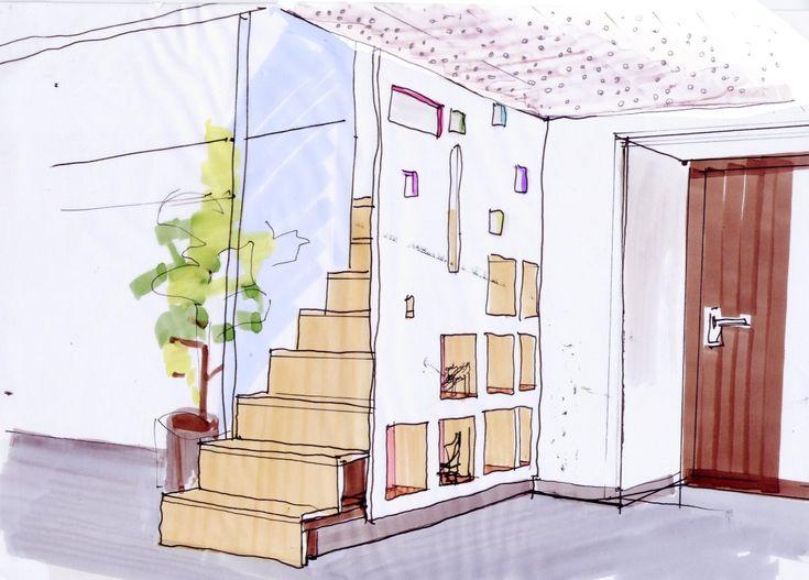 Les 293 meilleures images propos de escalier mezzanine sur pinterest lits - Escalier pour mezzanine avec rangement ...