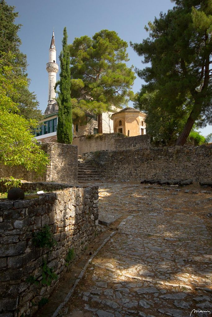 Ali Pascha Fortress and Mosque in Ioannina, Epirus, Greece | by massonth