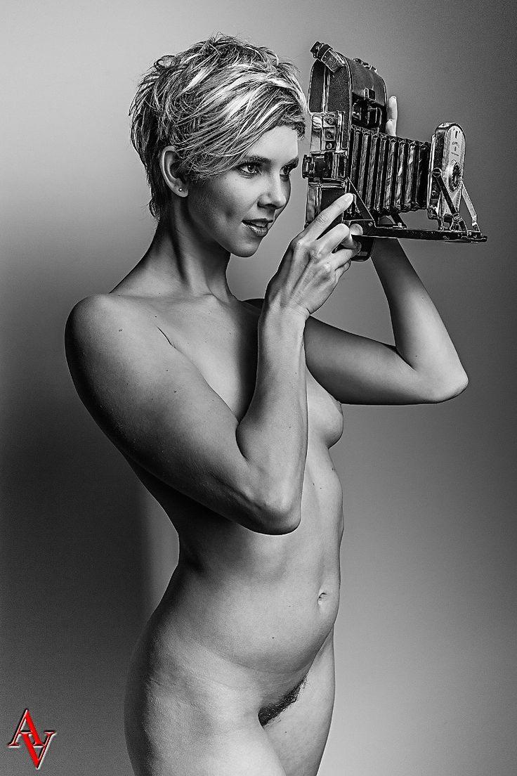 nude on camera