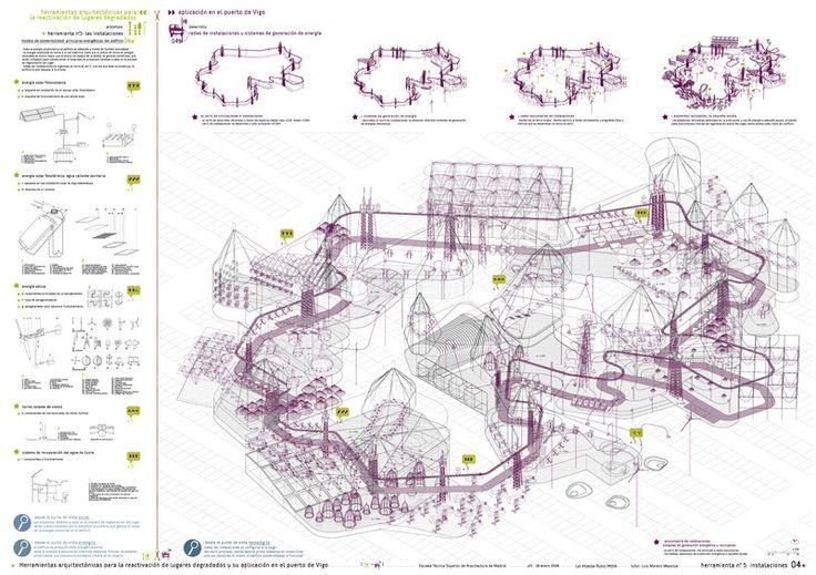 Herramientas arquitectónicas. león 11