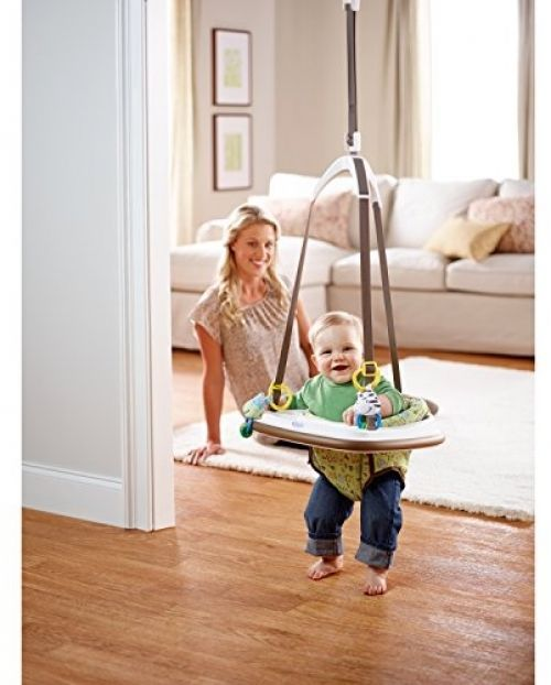 Baby Doorway Jumper Infant Door Bouncer Seat Portable Exerciser Adjustable Toy #Graco