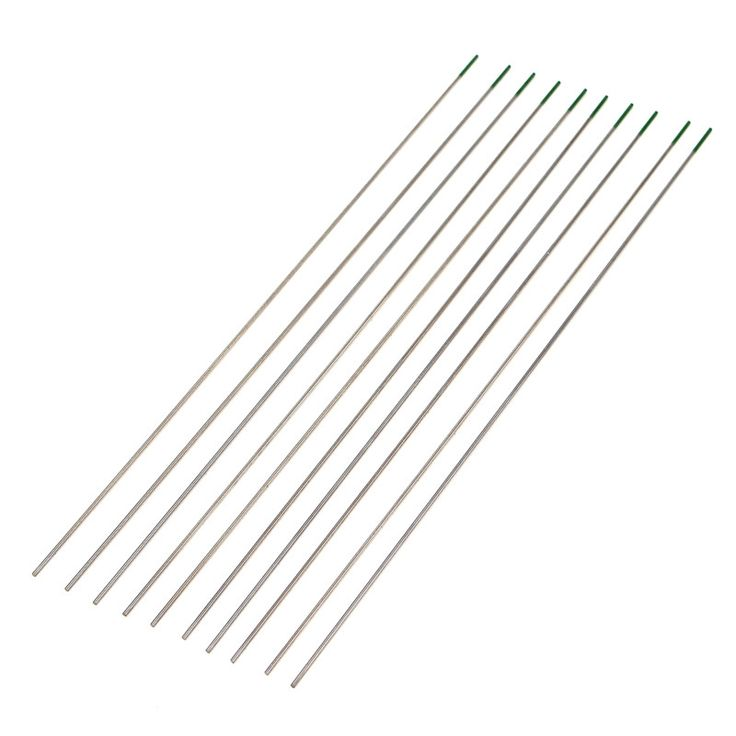 "5.01$  Buy here - http://alizoh.shopchina.info/go.php?t=32719793634 - ""10PK Green Tip Pure Tungsten Electrode 1mm X 175mm 1/16"""" x 7"""" for TIG Welding Favorable Price"" 5.01$ #shopstyle"