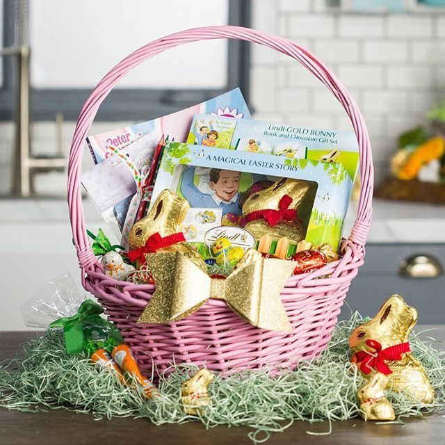 85 best easter lindt spiration images on pinterest bunnies easter is less than a week away scroll through our instagram and pinterest lindt chocolateeaster baskets negle Image collections