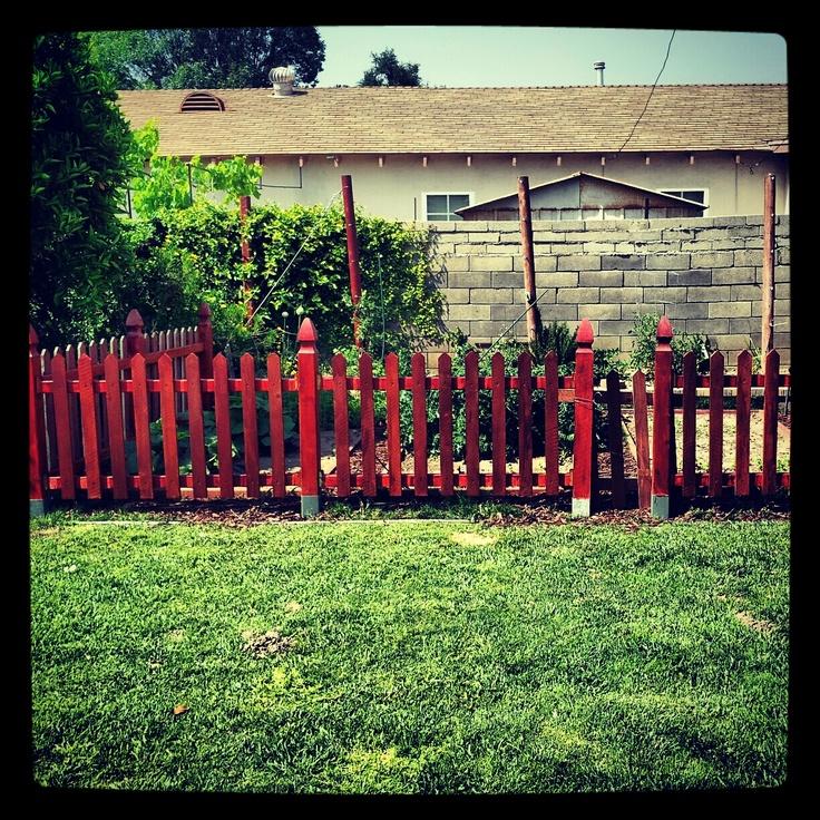 Backyard Crashers Sign Up: 91 Best Backyard Fences Images On Pinterest