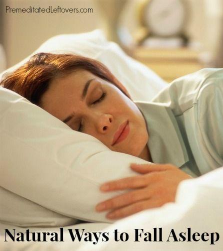 Natural Ways To Heal Sleep Apnea