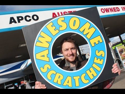 ▶ APCO Awesome Scratchies | Shoot with Dale Vine from The Block - YouTube