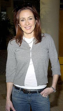 Patricia Helen Heaton (born March 4, 1958) is an American actress, comedienne, producer and model, best known for portraying Debra Barone on the CBS sitcom Everybody Loves Raymond from 1996 to 2005, for which she won two Emmy Awards. In 2007, she made a return to sitcom television opposite Kelsey Grammer in the Fox comedy series Back to You, which was canceled in 2008. She currently stars as Frankie Heck on the ABC sitcom The Middle and is a devout Roman Catholic