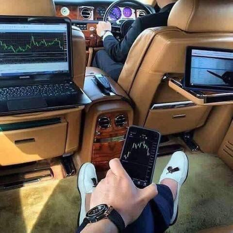 Do you trade forex for a living