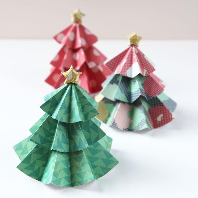25+ best Paper christmas trees ideas on Pinterest | Diy christmas ...
