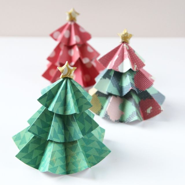Decorate Christmas Tree On Paper: 1000+ Ideas About Paper Christmas Trees On Pinterest