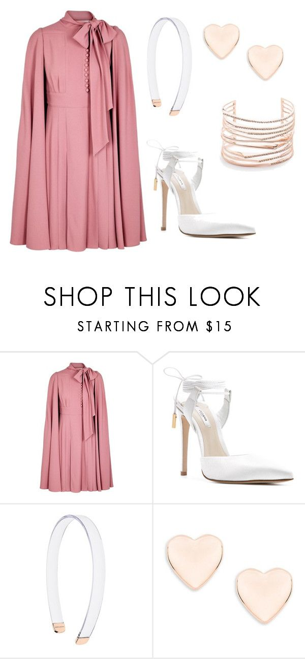"""""""Untitled #224"""" by jovanaaxx on Polyvore featuring Valentino, Olgana, Witchery, Ted Baker and Alexis Bittar"""