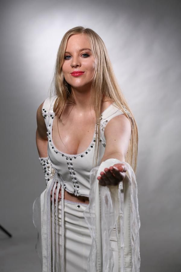 Carmen Elise Espenæs of Midnattsol!