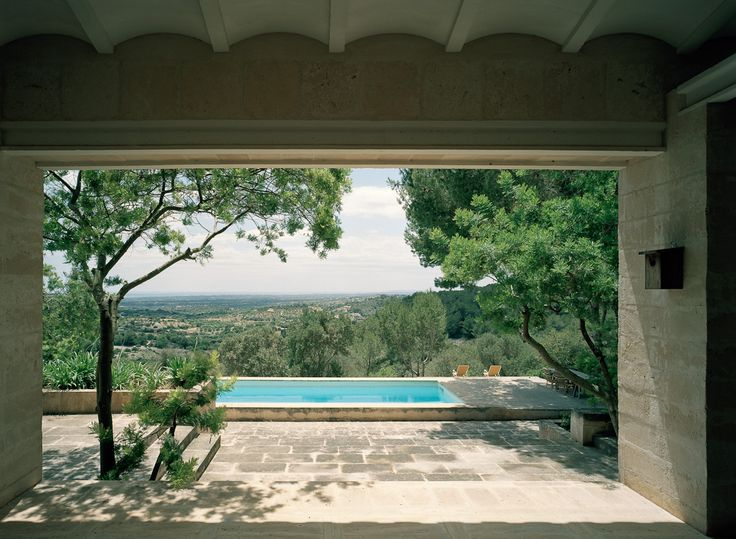 Utzon House, Mallorca. Jörn Utzon. » Lindman Photography