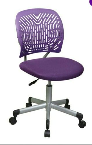 OSP Designs Deluxe Designer Task Chair Purple by Office Depot   OfficeMax32 best Purple Office images on Pinterest   Purple office  Purple  . Office Depot Purple Chair. Home Design Ideas