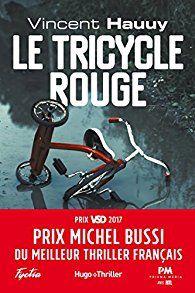 Le tricycle rouge  par Vincent Hauuy