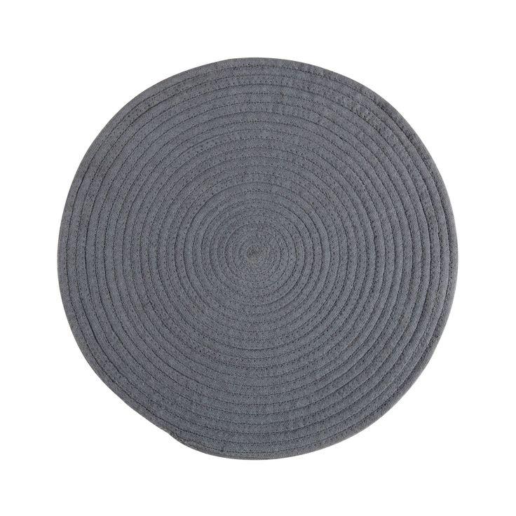 Les 25 meilleures id es de la cat gorie tapis rond gris sur pinterest chambre vintage chambre - Tapis rond alinea ...