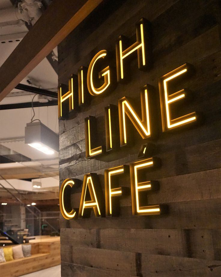 17 best branding signage images on pinterest signage for Design consulting nyc