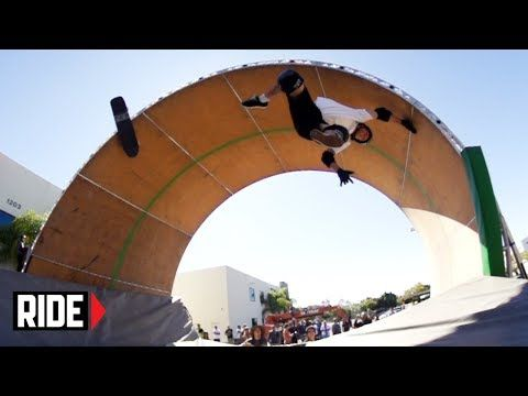 ▶ Tony Hawk's Loop of Death - Slams, Attempts and Makes - Full Edit 2013 - YouTube