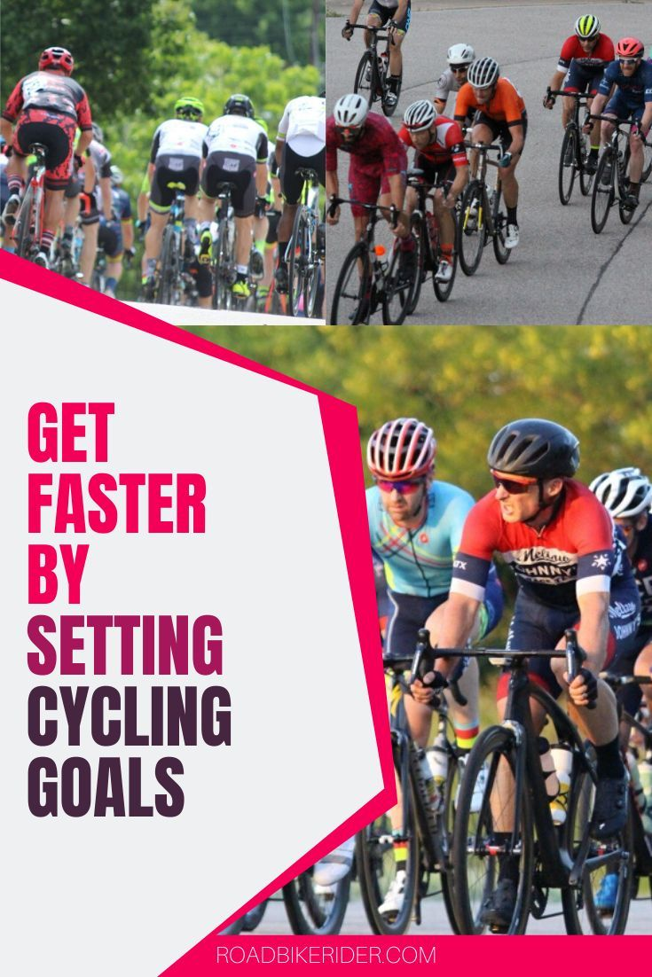 Setting Cycling Goals For Success Cycling Workout Cycling For