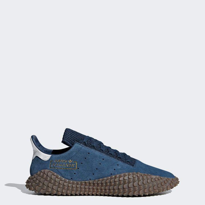 Kamanda 01 Shoes | Blue shoes, Blue adidas, Shoes