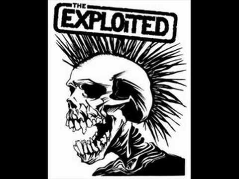 The Exploited - Sex and Violence - The things that Remind me of our love.  @raymondgusman