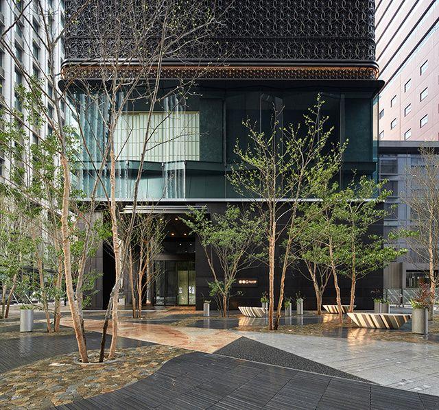 Hotel Hoshinoya: un bain thermal au coeur de Tokyo