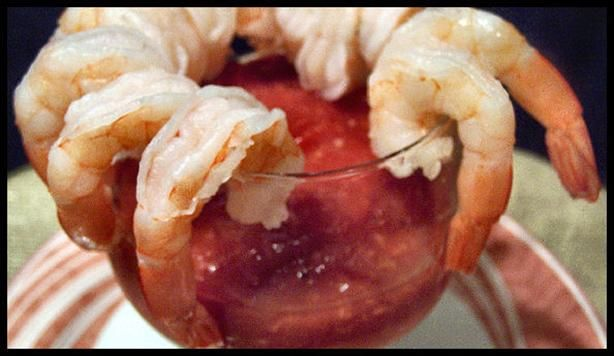 (Shrimp) Cocktail Sauce.