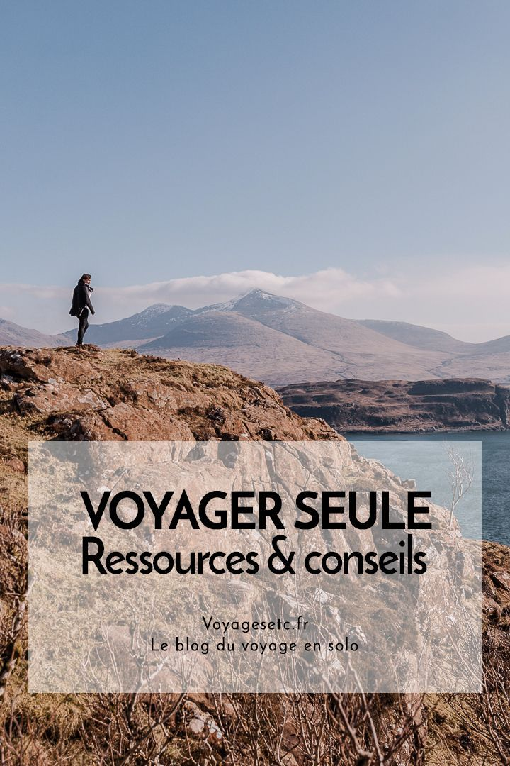 Epingle Sur Voyage Solo