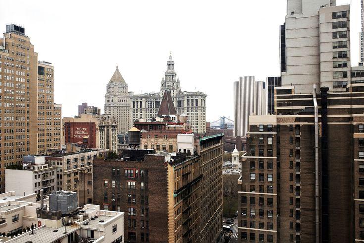 Coltrane Curtis — Entrepreneur, Apartment, TriBeCa, New York.