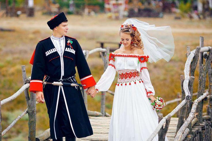 Платья : Этнические, народные свадьбы (русская, украинская...) фото : 167 идей 2017 года на Невеста.info